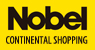 Nobel continental shopping