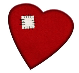 Curar feridas coração Maturidade